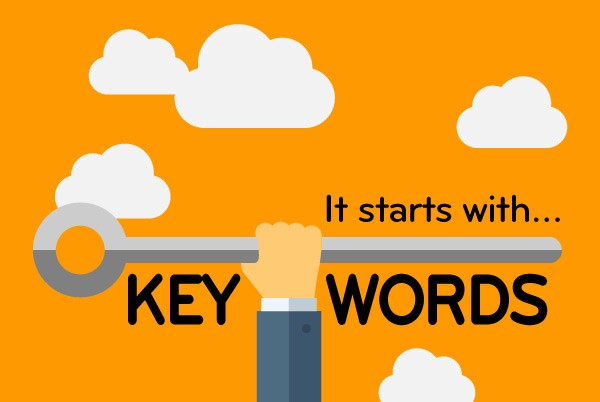 seo starts with keyword research